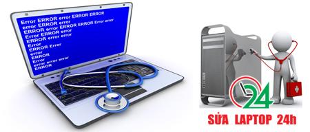 Chỗ sửa laptop uy tín tphcm