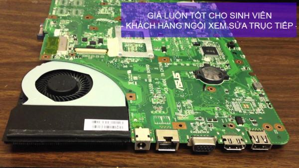 Tìm hiểu về địa chỉ chuyên sửa lỗi Main laptop